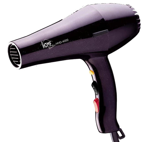 Home Electric HHD-4000 Hair Dryer 2000W Black exxab.com