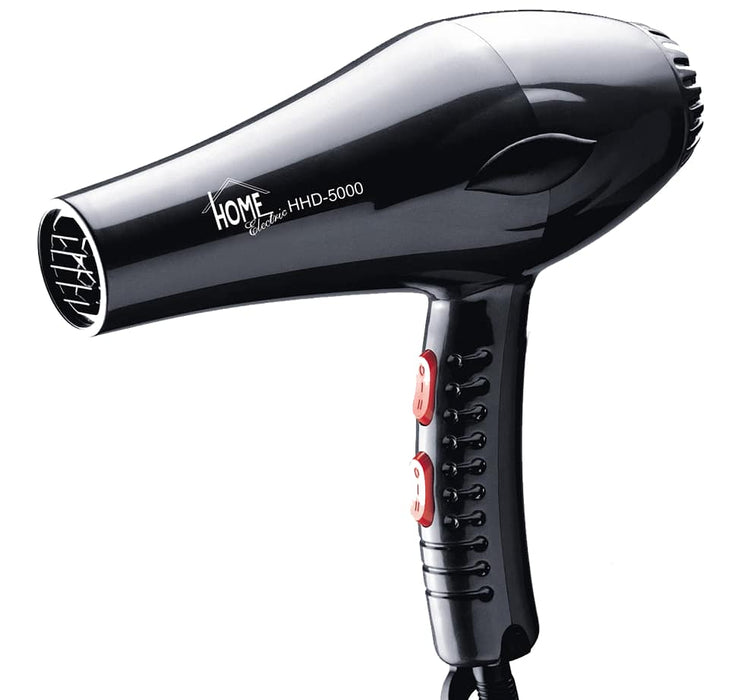 Home Electric HHD-3000 Hair Dryer 2000W Black - exxab.com