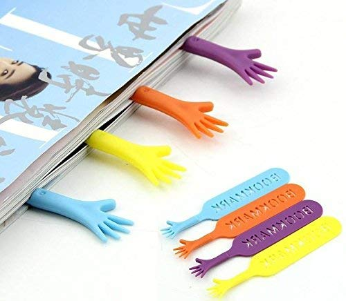 Help Me Creative Bookmarks Hand Shaped 1 Piece exxab.com