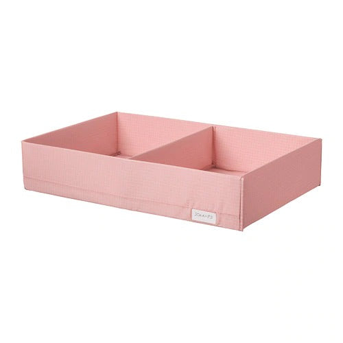 Stuk Fabric Clothes Storage Box With Compartments exxab.com