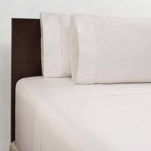 Member's Mark 450-Thread-Count Sheet Set WHITE QUEEN - exxab.com