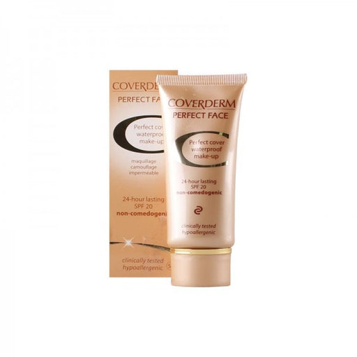 CoverDerm Perfect Face Foundation exxab.com