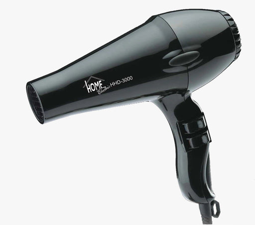 Home Electric HHD-5000 Hair Dryer 1800W Black exxab.com