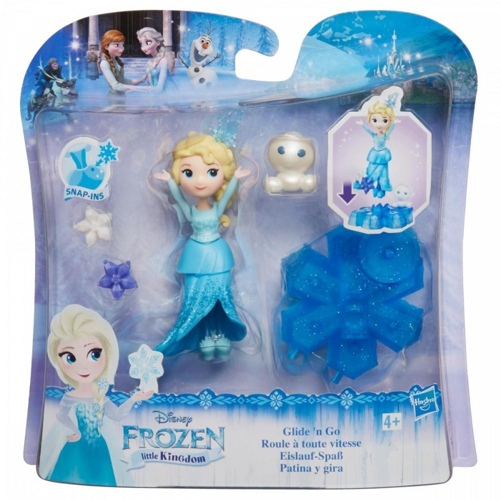 Hasbro B9249 Disney Frozen Small Doll  with Basic feature Ast exxab.com