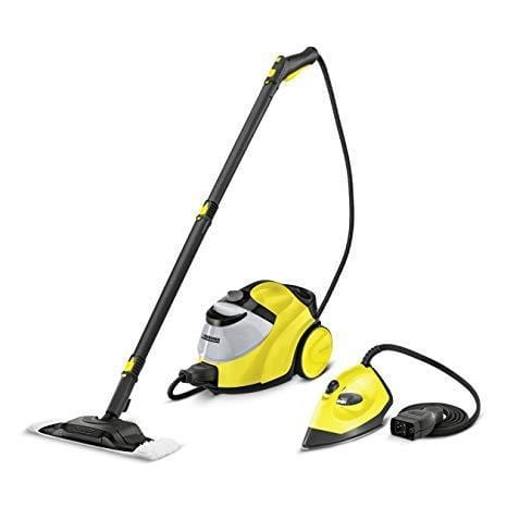 Karcher electric vapor steam cleaner and iron kit SC 5 exxab.com