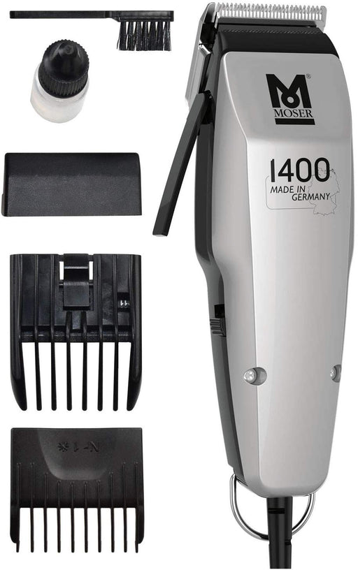 Moser 1400 Classic Edition Corded Hair Clipper exxab.com