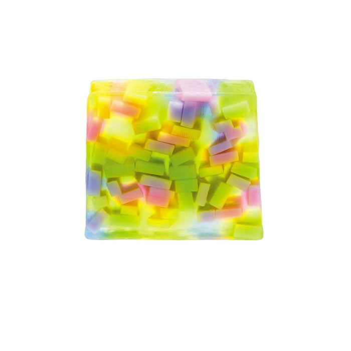 Confetti Showers-Sliced Hand Made Soap exxab.com