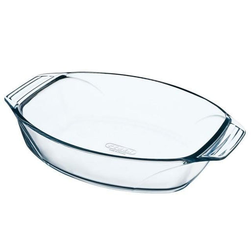 Pyrex Optimum Oval Roaster  w/handle 30 cm exxab.com