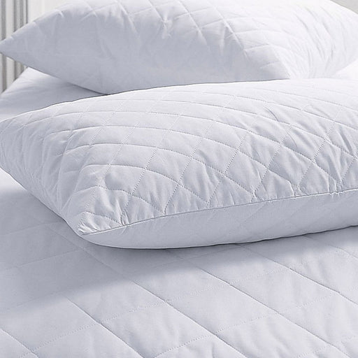 Luxury Quilt Zipper Pillows For Sleeping exxab.com