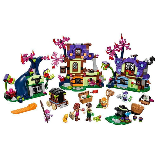 Bela Elves Magic Rescue Goblin Village building blocks