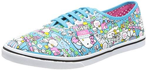 Vans Authentic Lo Pro Hello Kitty/Blue/True White