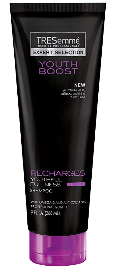 TRESemme Expert Selection Shampoo, Youth Boost 9 Oz exxab.com