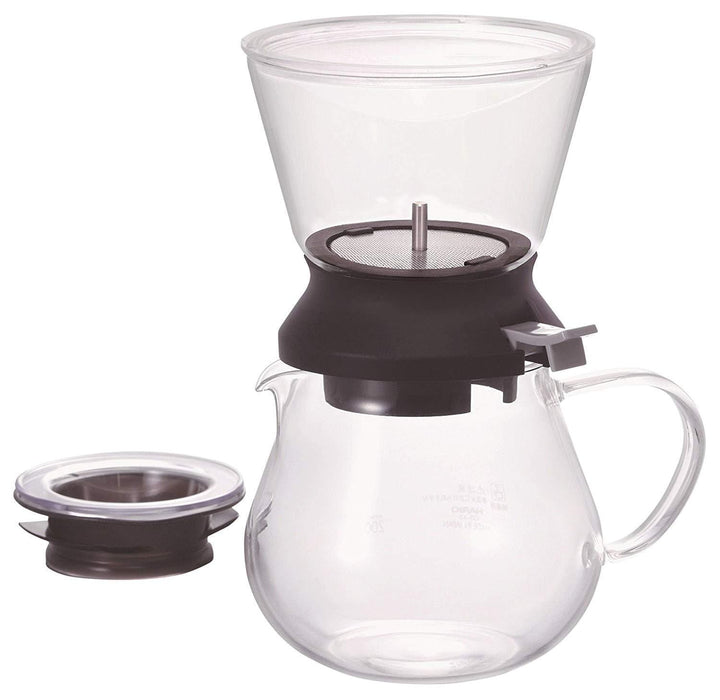 HARIO LARGO 35 Tea Dripper Server Set exxab.com