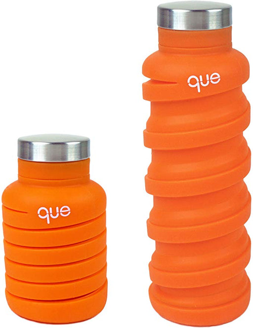 QUE Bottle Sunbeam Orange 20 Oz exxab.com