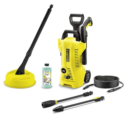 Karcher K2 Compact High Pressure Cleaner exxab.com