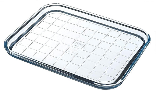 Pyrex 291B000 Transparent Glass Multipurpose Baking Tray exxab.com