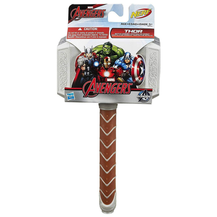 Hasbro B0445 Avengers Thor Battle Hammer for 5 years & above exxab.com