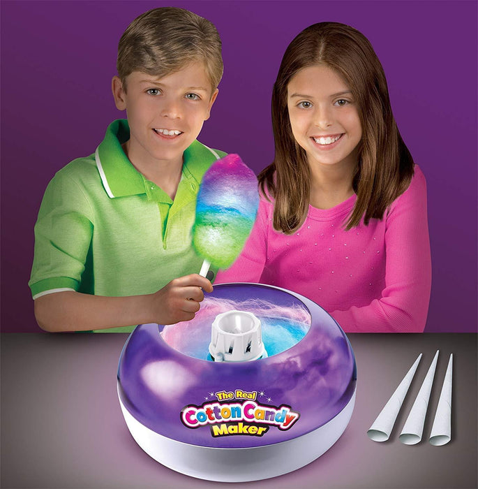 NEW BOY 18037 INCE CRA Z ART-DELUXE COTTON CANDY MAKER