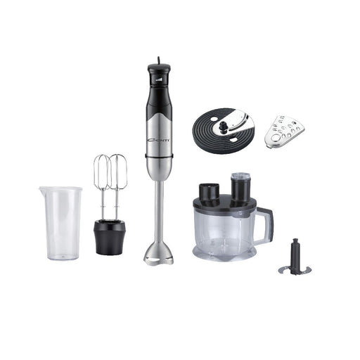 Conti SB-2601-B Multifunctional stick blender with food chopper exxab.com
