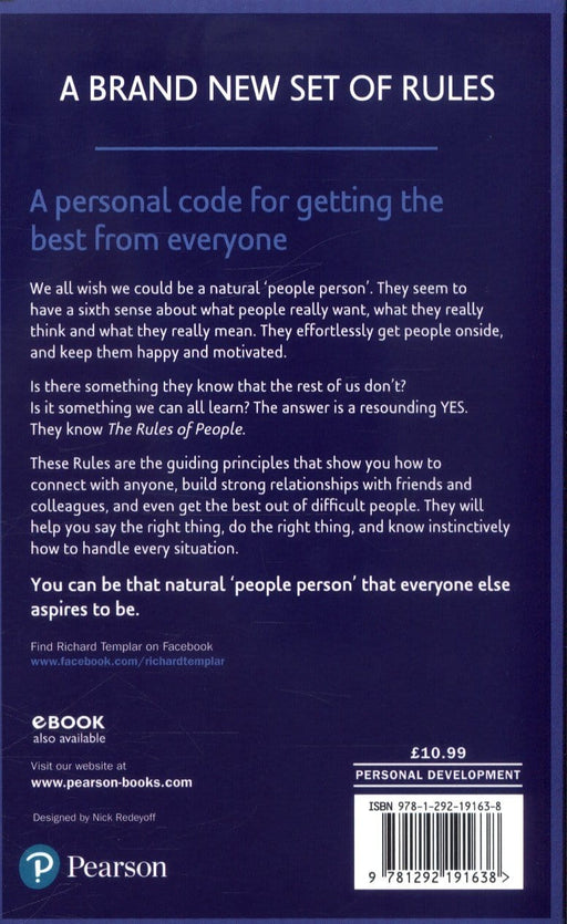 The Rules of People: A personal code for getting the best from everyone exxab.com