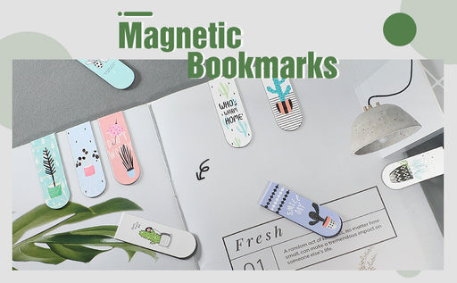 Magent Magnetic Bookmarks 2 Pieces exxab.com