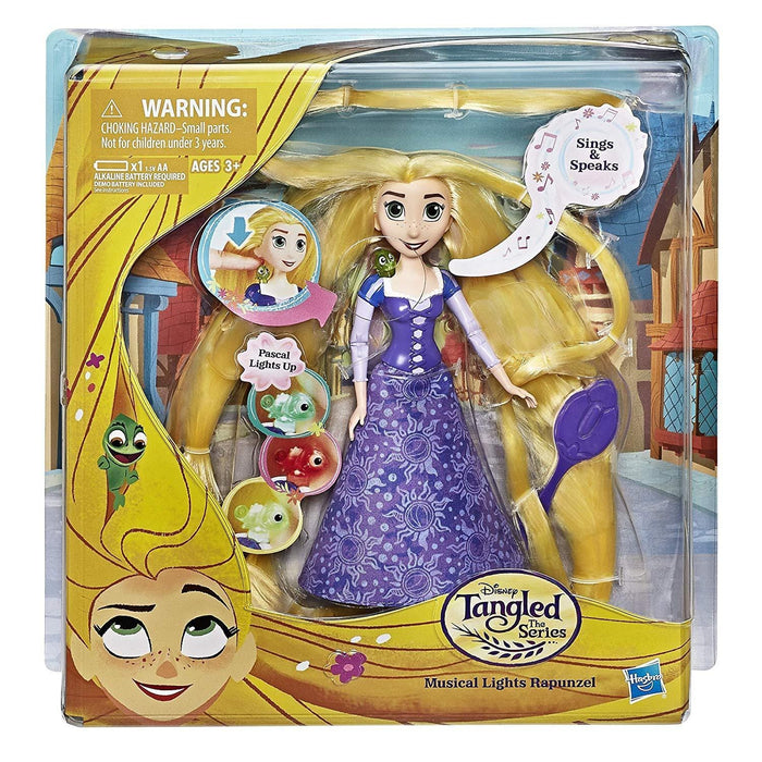Hasbro C1752 Disney Princess Tangled Story Figure Music exxab.com