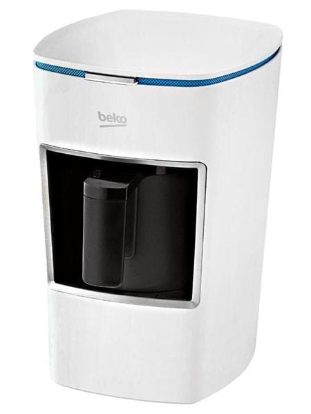 Beko BKK 2300 White 1 cups Turkish coffee maker 670 Watt exxab.com