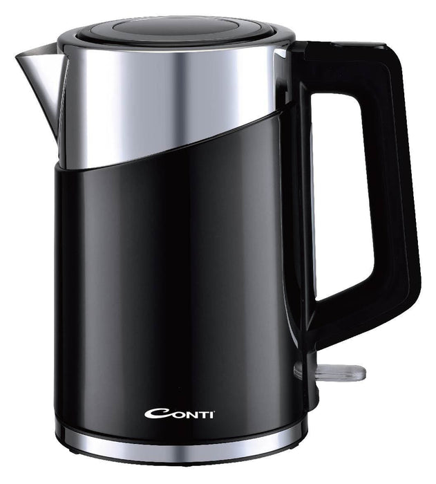 Conti CK-5004-B Electric water kettle 1.7 liter with 2150 watt exxab.com