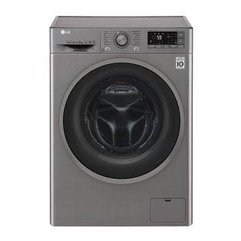 LG Front Load Washer, 8 Kg, 6 Motion Direct Drive exxab.com