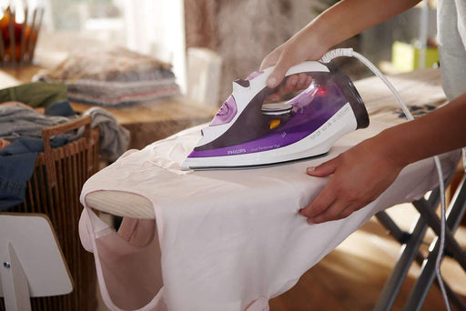 Philips GC1433/30 Purple electric steam iron