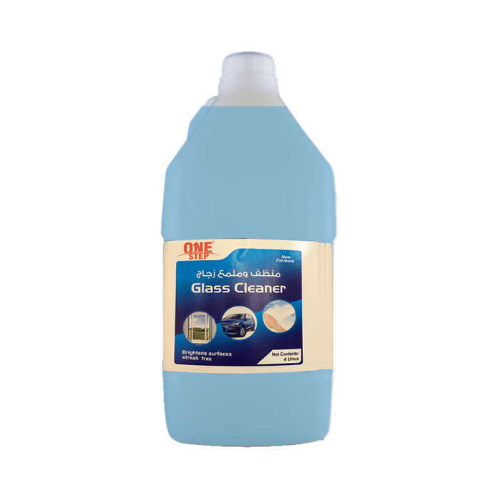 One Step Glass Cleaner 4 Liters - exxab.com