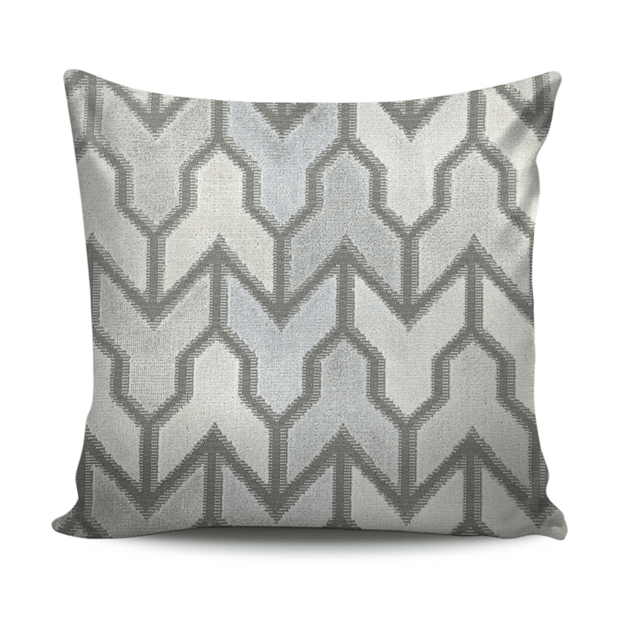 Home stylish decoration cushion with grey pattern exxab.com