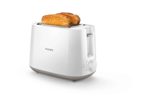 Philips HD2581/00 Daily Collection Toaster 830 Watt exxab.com