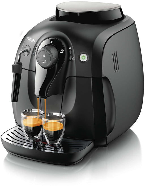Philips HD8651/01 Super-Automatic Espresso Machine With Grinder exxab.com