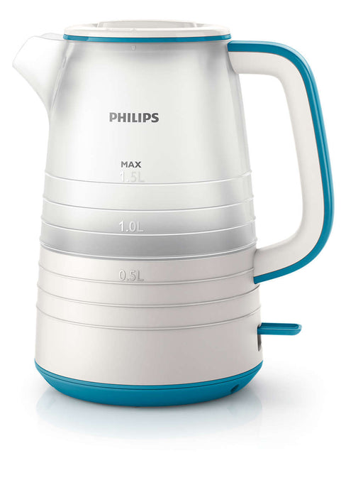Philips HD9334/12 Plastic Electric Kettle 2200 Watt exxab.com