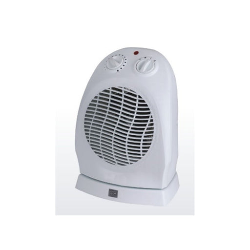 Home Electric HK-09 Fan Heater 2000W White exxab.com