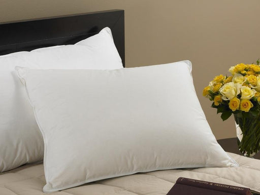 White duck down and feather pillows 1.4 KG exxab.com