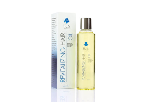 IRIS Dead Sea Revitalizing Hair oil 225 ml exxab.com