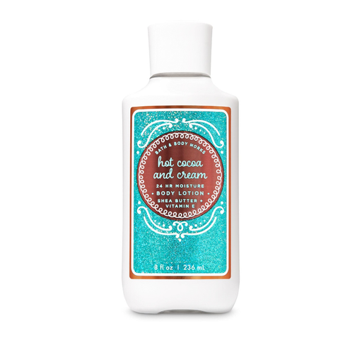 Bath & Body Works Hot cocoa and Cream Body Lotion 236 ML exxab.com
