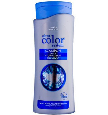 Ultra Color System Shampoo for blonds lightened and gray hair 400 ml exxab.com