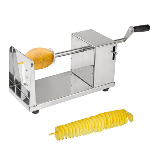 Kartoffel Spiral Schneider Potato Slicer Potato Chips exxab.com