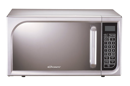 Conti MW-2240-W/S Electric microwave oven with 38L capacity,1000W exxab.com