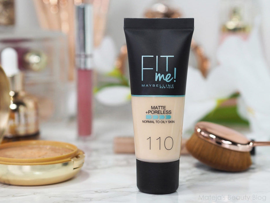 Maybelline Fit Me! Matte & Poreless Foundation 30ml exxab.com