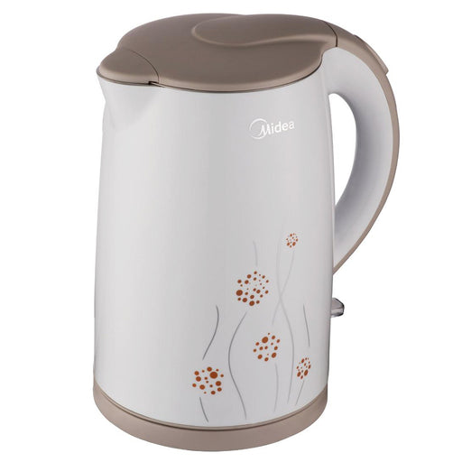Midea MK-17H05E5 Plastic Electric Kettle 1.7 Liters exxab.com