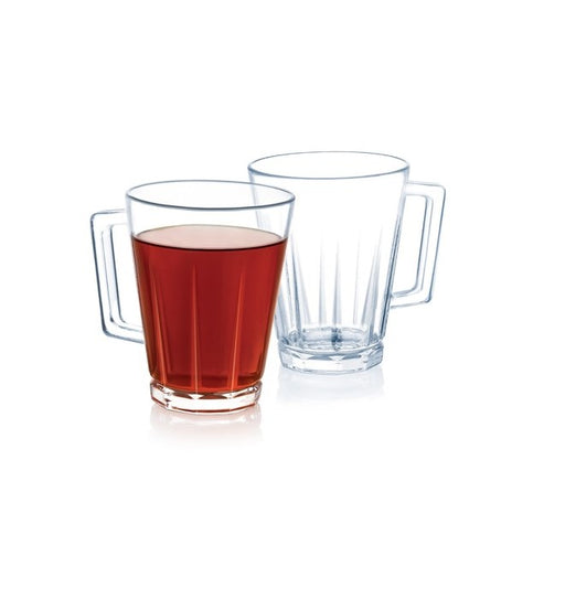 Luminarc P3396 Benet Glass Mug 25 cl / Set of 6 exxab.com