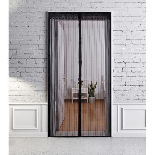 Magic Mesh MM011124 Screen Door with 18 Magnets exxab.com