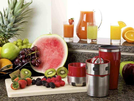 PRO V multi functional juicer for fruits and vegetables exxab.com