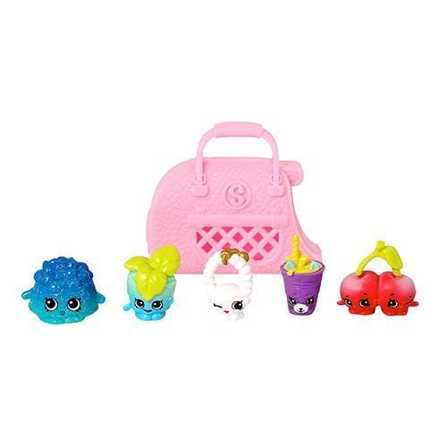 NEW BOY 56079 SHOPKINS S4 5 PACK