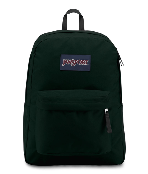 JanSport superbreak solid backpack, 25 liter school bag exxab.com