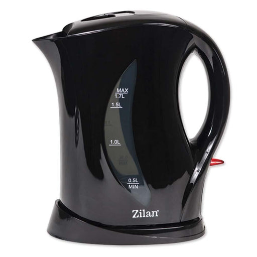 Zilan 8496 Electric kettle,1.7 L plastic water heater, 2200 watt exxab.com